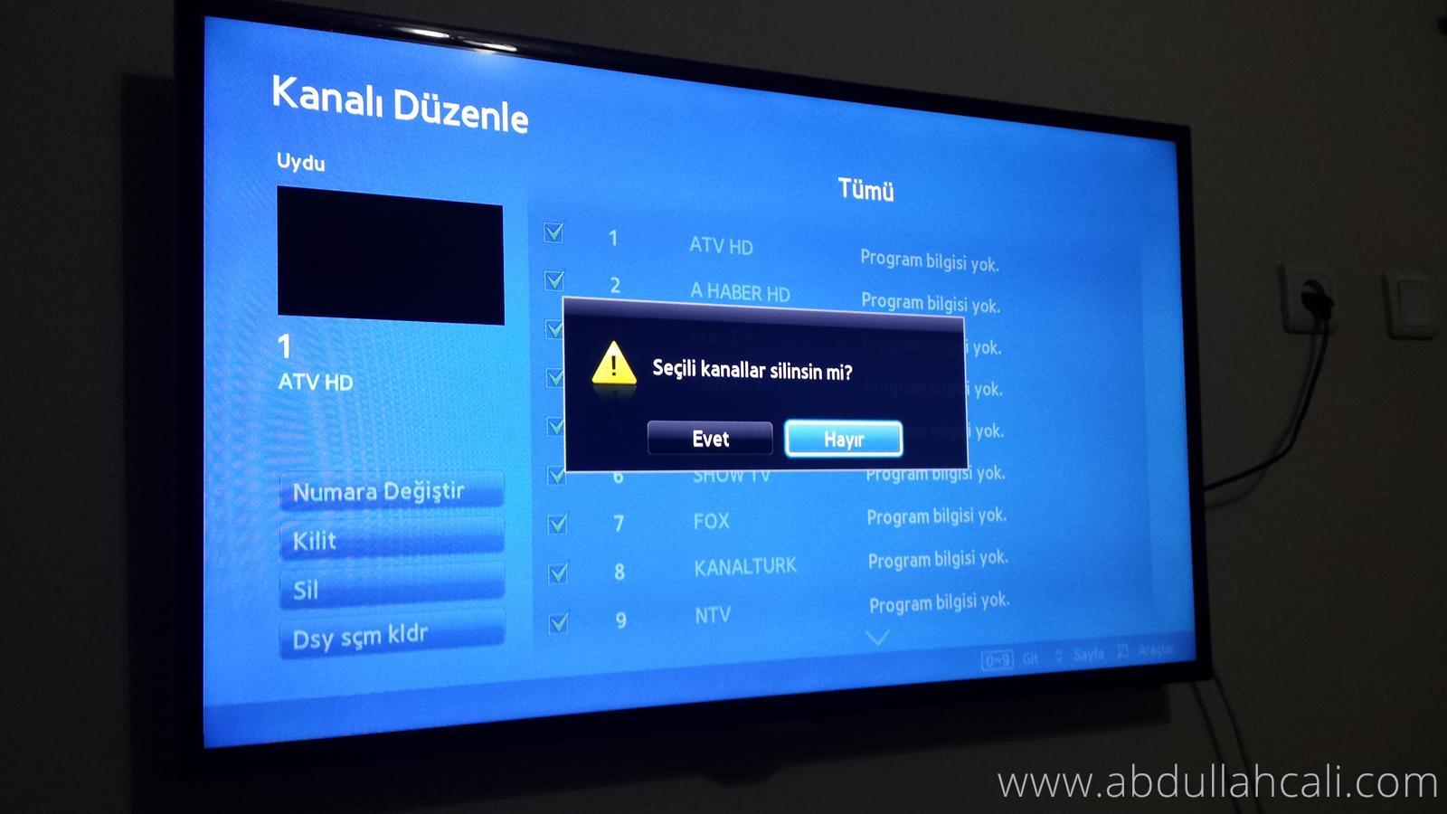 uydu2  Uydu Kanalları Geri Getirme, Uydu Kanalları Düzeltme ve Güncelleme Türksat 4A uydu2