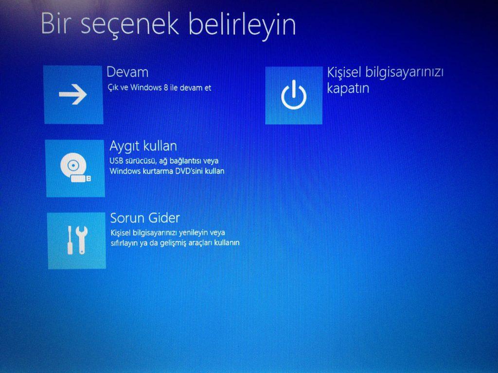 win8-3  Windows 8 Güvenli Modda Nasıl Başlatılır win8 3 1024x768