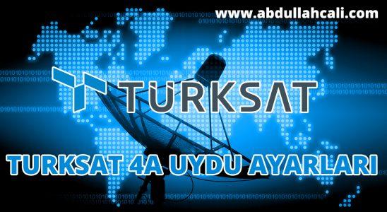 Uydu Kanalları Geri Getirme, Uydu Kanalları Düzeltme ve Güncelleme Türksat 4A