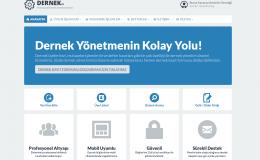 Dernek yönetim sistemi projesi